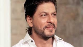 My plan is to do three films a year: Shah Rukh Khan