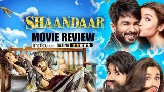 Shaandaar Movie Review: आखिरकार आलिया भट्ट के खाते में आई पहली बेकार फिल्म
