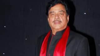 Shatrughan Sinha denies to be sulking; says will attend saffron meets when invited