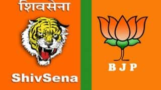 After public spat with Shiv Sena, BJP meet avoids talking about strained ties
