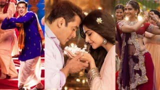 Sonam Kapoor & Salman Khan's Radha-Krishna avatar in Prem Ratan Dhan Payo is beautiful! See Pictures