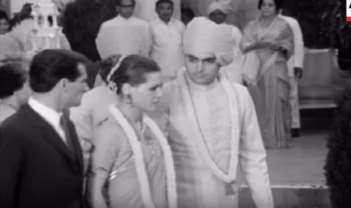 Unseen Footage Of Rajiv Gandhi And Sonia Gandhi S Wedding