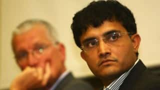 Sourav Ganguly takes over thorn CAB crown on Thursday