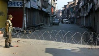 Curfew-like restrictions continue in parts of Srinagar