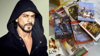 Which Shah Rukh Khan movies Paulo Coelho should watch? SRK gifts set of films to Coelho!