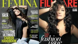 Aishwarya Rai Bachchan or Priyanka Chopra: Which former Miss World looks hotter as October magazine cover girl?