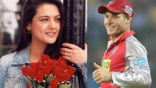 Preity Zinta finds her match in David Miller? Sweet Picture of new couple confirms rumours!