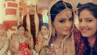 Meri Aashiqui Tum Se Hi: Checkout Ranveer and Ishani's wedding look