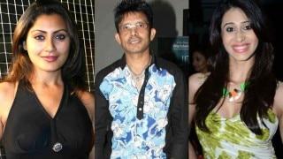 KRK slams Bigg Boss 9 contestants Rimi Sen and Kishwar Merchant on Twitter