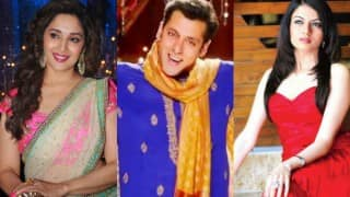 Salman Khan to hold special screening of PRDP for Madhuri Dixit Nene and Bhagyashree