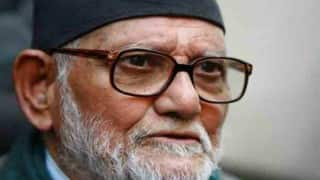 Sushil Koirala to ask President to start process to elect new PM