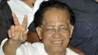 Tarun Gogoi appeals to secular forces to come on common platform