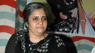 Supreme Court issues notice to Teesta Setalvad on CBI plea