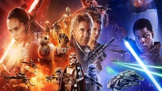 'Star Wars: The Force Awakens' launches first-look poster