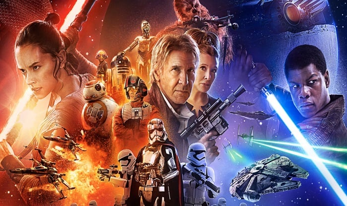 Watch Star Wars: The Force Awakens (2015) Free Online