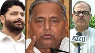 Bihar polls: NCP breaks alliance with Samajwadi Party; accuses Mulayam Singh Yadav of favouring BJP