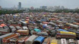 Truckers strike Day 3: Trucks off roads, goods supply impacted