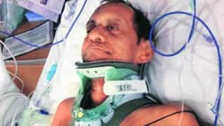 Slammed Indian grandfather Sureshbhai Patel said 'no English' five times