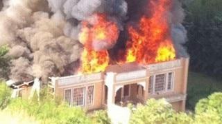 Fire on sets of Star Plus' TV show Tu Mera Hero! (Watch video)
