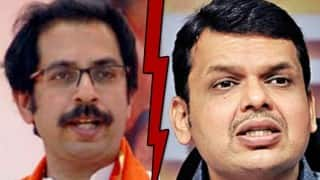 Shiv Sena-BJP alliance on brink of break-up? Sena MLAs may quit Devendra Fadnavis cabinet