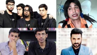 All India Bakchod, Pretentious Reviewer, Vir Das, Gaurav Gera - Who makes you laugh the best?
