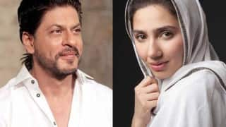 Shah Rukh Khan and Mahira Khan will look 'Uff' together in Raees, promises SRK