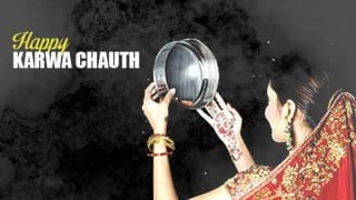 Karwa Chauth 2015 timing of moon rise: Moon sighted in India, the wait is over!