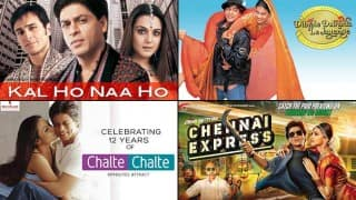 Kajol, Deepika Padukone, Preity Zinta or Rani Mukerji- Who does Shah Rukh Khan look best with?