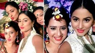 Yeh Rishta Kya Kehlata Hai actress Varsha aka Pooja Joshi gets hitched! See pre-wedding function pictures