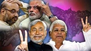 बिहार में नहीं चला मोदी का जादू, अमित शाह सहित BJP की करारी हार
