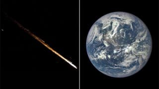 Mystery object  WT1190F set to collide with Earth on Friday the 13th!