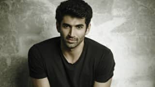 OMG! Did Aditya Roy Kapur actually carried THAT to the sets of Fitoor?