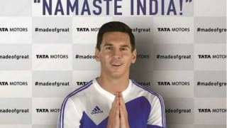 Namaste India says Lionel Messi, roped in as global brand ambassador for Tata Motors
