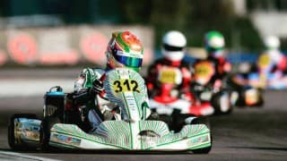Ricky Donison to represent India at world karting finals