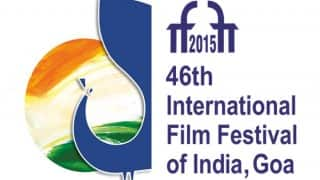 46th IFFI opens tomorrow, will showcase films from 89 nations