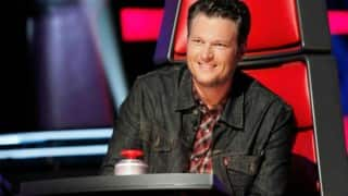 All good between Blake Shelton, Gwen Stefani