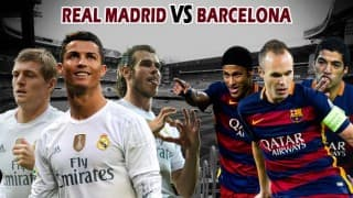 Real Madrid vs Barcelona Spanish La Liga 2015-16 Preview: Lionel Messi's El Clasico availability dominates pre-match talk