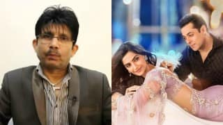 KRK reviews Prem Ratan Dhan Payo and compares it to Bhojpuri dramas!