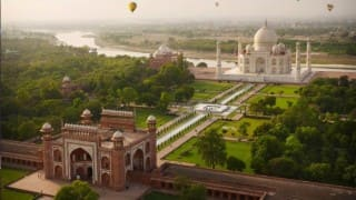 Uttar Pradesh CM Yogi Adityanath Breaks Silence Over Taj Mahal Controversy, Says Monument Was Built by Blood And Sweat of Indian Labourers
