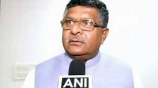 Patriotic RSS growing in strength despite Congress attack: Ravi Shankar Prasad