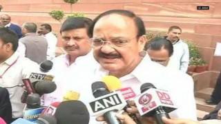 Venkaiah Naidu appeals to Parliamentarians for a mature debate