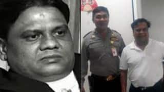 Chhota Rajan unlikely to be deported today due to airport closure