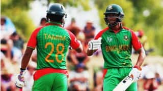 Bangladesh vs Zimbabwe 1st T20 2015: Live Score and Ball by Ball Commentary of BAN vs ZIM 1st T20