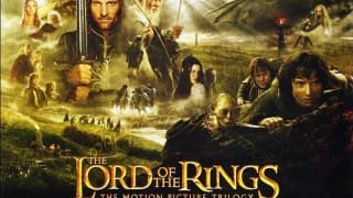 Lord of the Rings voted best movie soundtrack