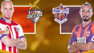 ISL 2015 Free Live Streaming of Atletico de Kolkata vs FC Pune City: Watch Free Telecast on TV, Mobile and Online