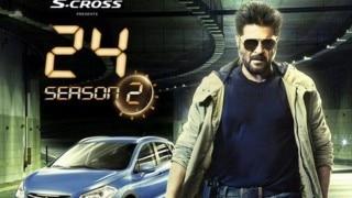 24 India Season 2: Anil Kapoor rehearses for action scene (Sneak Peek)