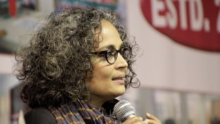 Relief for Arundhati Roy as Supreme Court Stays Criminal Contempt Proceedings Against Her