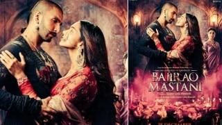 Ranveer Singh & Deepika Padukone look stunning in new Bajirao Mastani poster