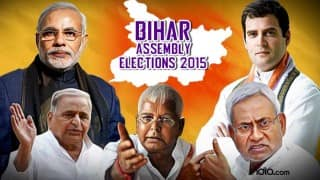 Bihar Elections 2015 Exit Poll Results: Todays' Chanakya predicts landslide victory for BJP with 155 seats
