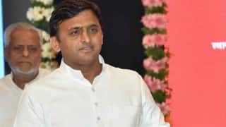 Akhilesh Yadav on visit to Bandhavgarh Tiger Reserve